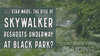 Photo of Are Star Wars: The Rise of Skywalker reshoots underway at Black Park?