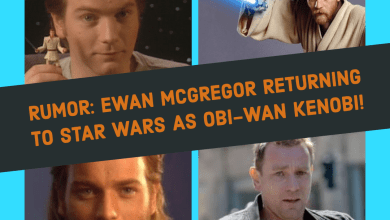 Photo of Rumor: Ewan McGregor returning to Star Wars as Obi-Wan Kenobi!