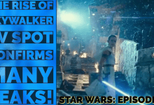 Photo of New Star Wars: The Rise of Skywalker TV spot!