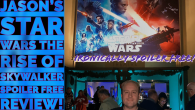 Photo of Jason Ward's Star Wars: The Rise of Skywalker spoiler free review!