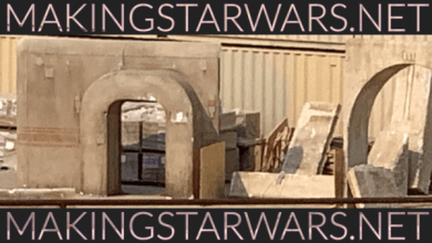 Photo of 7 Star Wars Set Photos from a galaxy far, far away! Kenobi or The Mandalorian?