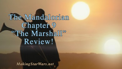 "Photo of Star Wars: The Mandalorian Chapter 9 ""The Marshall"" Review!"