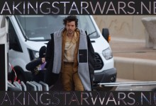 Photo of Star Wars: Cassian Andor set photos and more from Cleveleys!