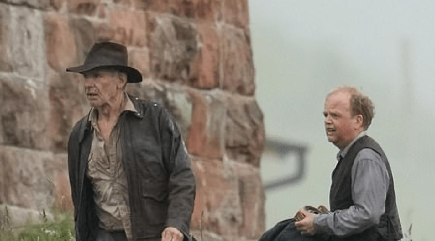 Photo of Toby Jones joins Indiana Jones 5 with pics! Plus the best pics of Indy yet!