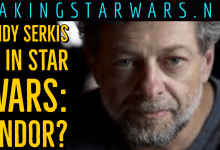 Photo of Rumor: Andy Serkis cast in Star Wars: Andor? Is he Snoke or a new character?