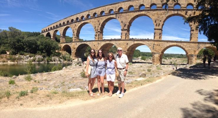 Pont du Gard, France