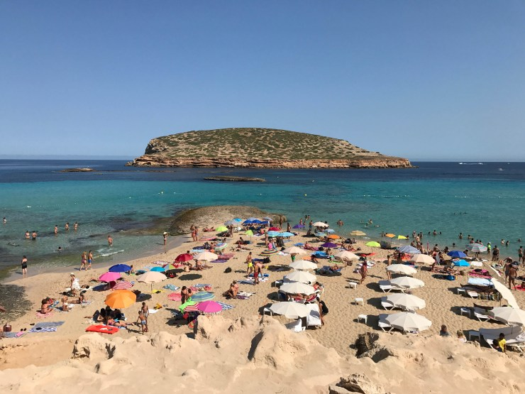 A Day in Ibiza!
