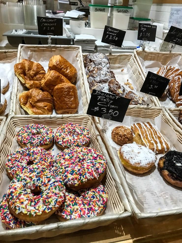 Union Market DC donuts