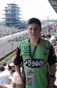 William - a Danica fan