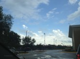 Saturday morning pickup