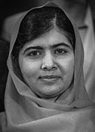Malala Yousafzai image courtesy of NobelPeacePrize.org
