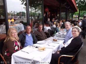 dinner Monday night - June 2010