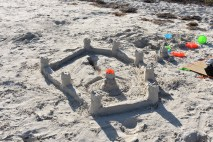 2017 - our sandcastle