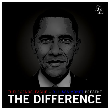 "DJ Lissa Monet & The Legends League Present ""The Difference"" mixtape"
