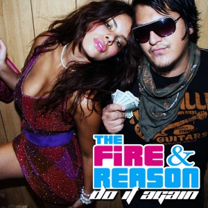 The Fire And Reason - Do It Again single cover