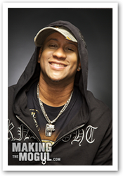 Dancehall music producer & Sean Paul's manager - Jeremy Harding