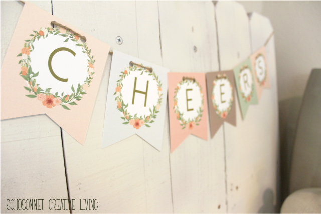 photograph regarding Printable Letter Banners known as 10 Cost-free Printable Alphabet Banners! - Spherical-up! - Producing
