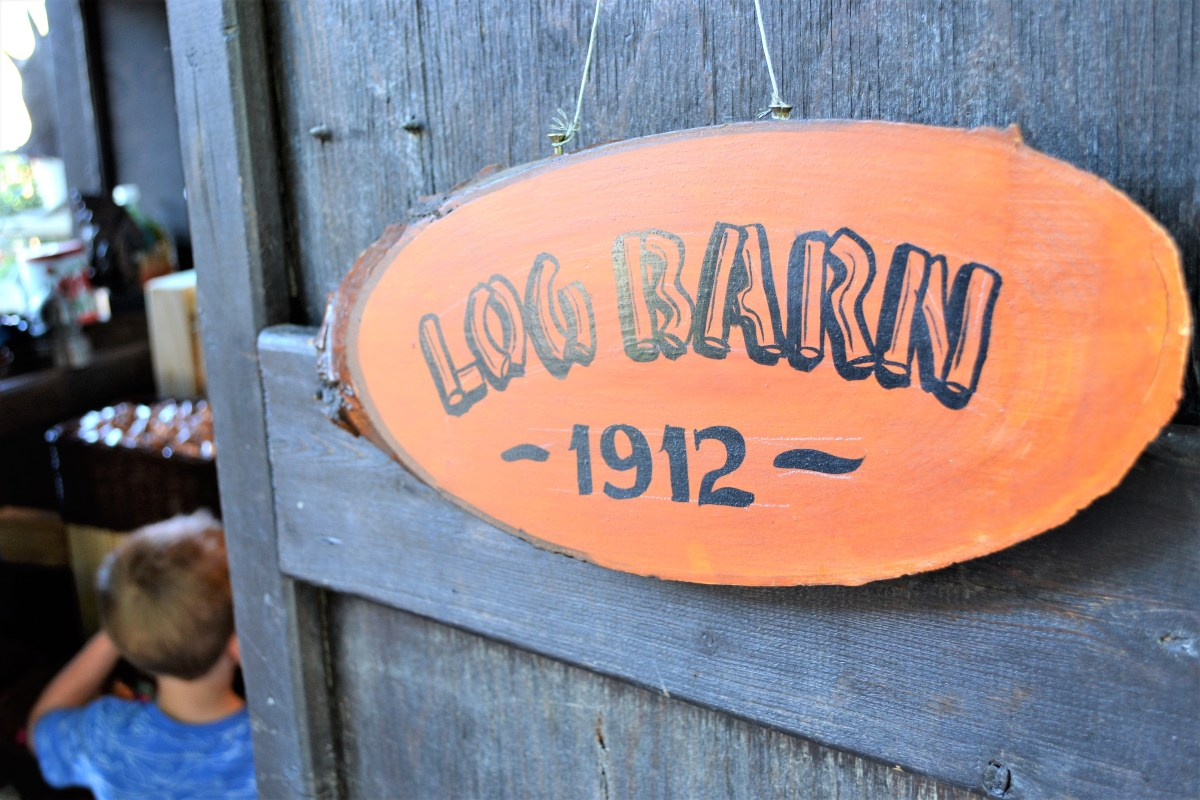 The Log Barn Adventure