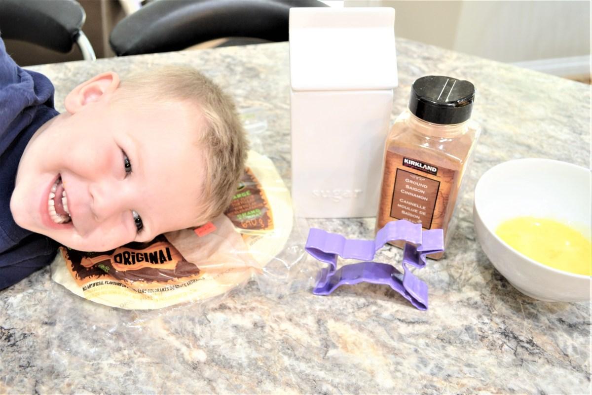 Unicorn Themed Kids Snack Idea! - Ingredients