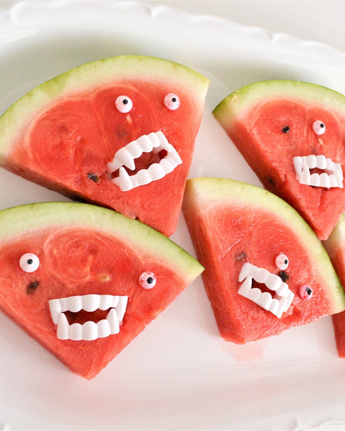Watermelon Monsters! - yummy
