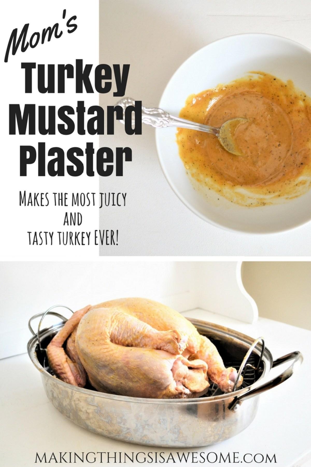 Turkey Mustard Plaster