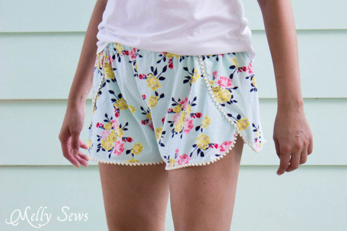 photo regarding Free Printable Toddler Shorts Pattern referred to as 10 No cost Womans Relaxed Shorts Sewing Routines: Spherical-up