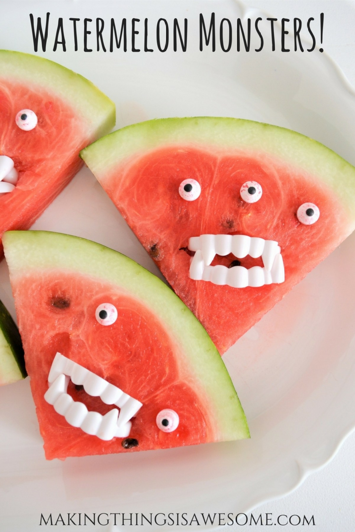 Watermelon Monsters!