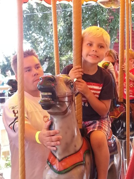 Jacob and Daddy
