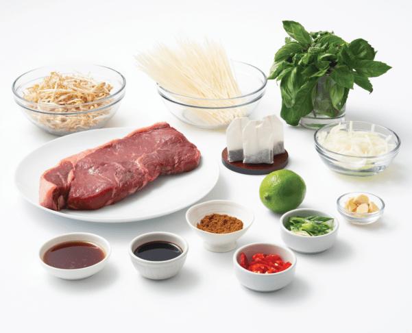 Peapod ingredients