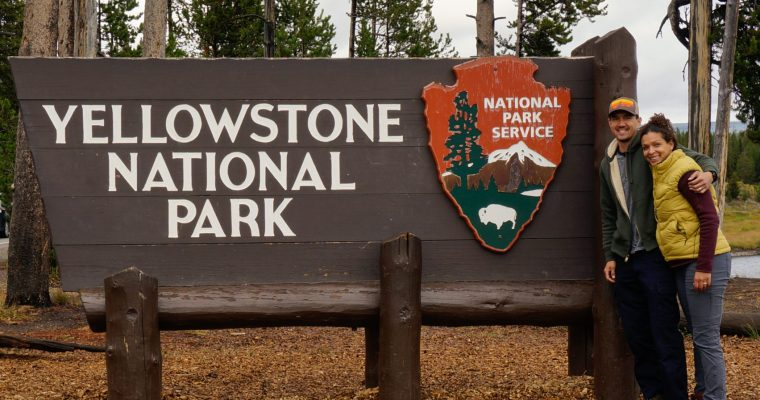 The World's First National Park: Yellowstone National Park