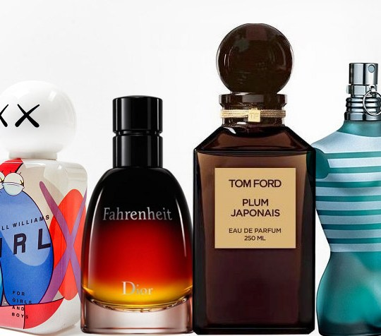 Pharell Girl Dior Tom Ford Le Male Gaultier