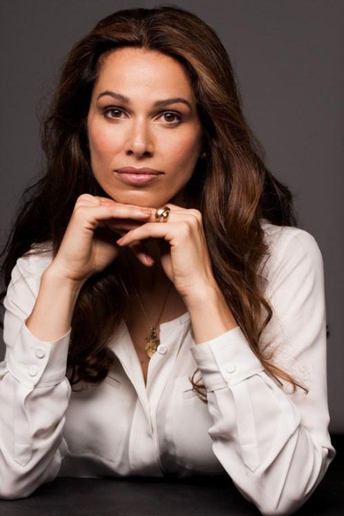 makeup Ewa Bilinska - Photo Cesar Ochoa-Cynthia-Ann- Kazandjian-