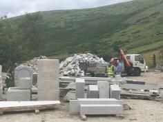 McEvoy Granite Stone Works, Ballyknockan, Co. Wicklow