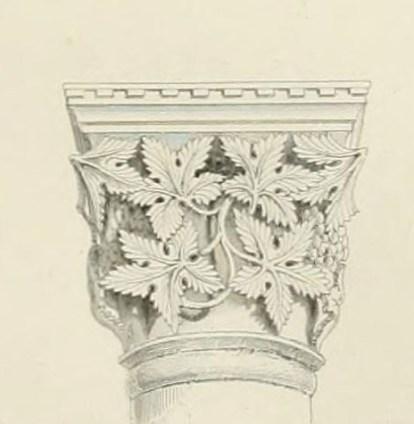 Stones of Venice, 1851, vol. 2, Fig. 8