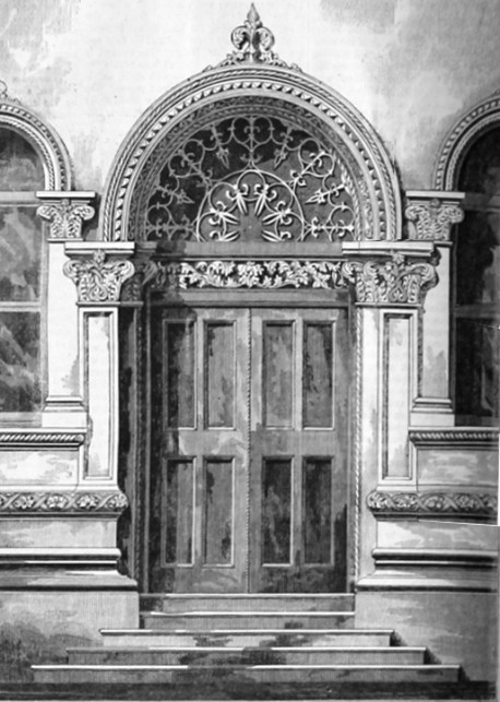 1854-08-12, New Museums, TCD, Builder, vol 12, no. 601, p. 426-7c