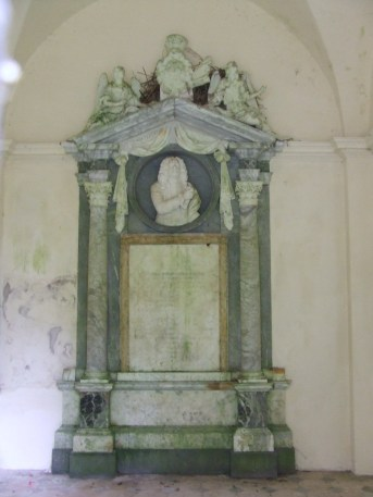 Barrymore Mausoleum (Photograph courtesy of Frank Keohane)
