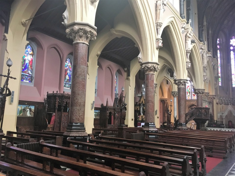 SS. Peter's and Paul's Church, Cork (1859 - 61)