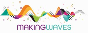 making waves logo
