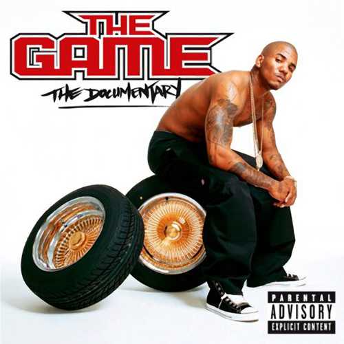 Game - The Documentary - Album Cover