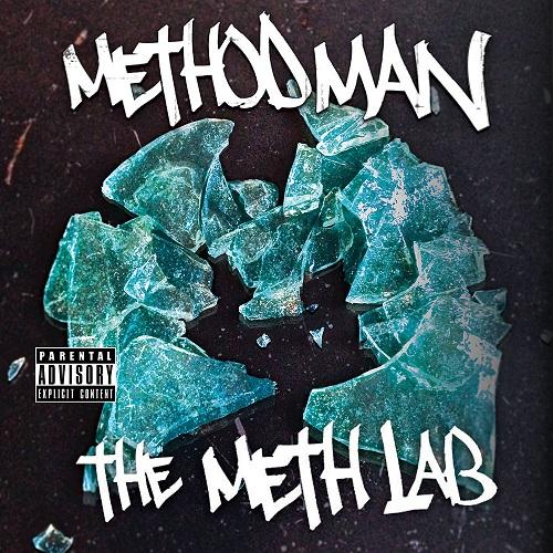 Method Man - The Meth Lab - Album Cover