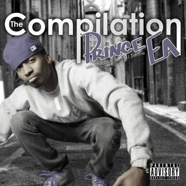 Prince Ea The compilation Album Cover