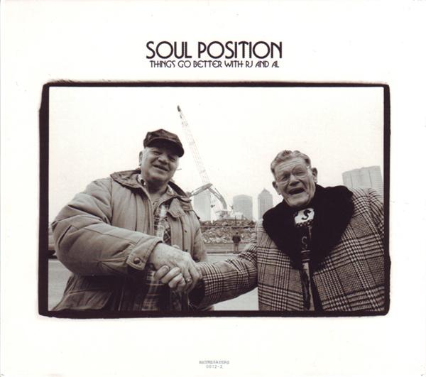 Soul Position - Things Go Better - Album Cover