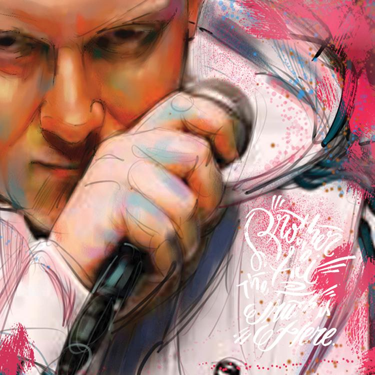 Brother Ali The Trugh is Here Album Cover