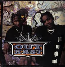 Outkast - Git up, Git Out Album Cover