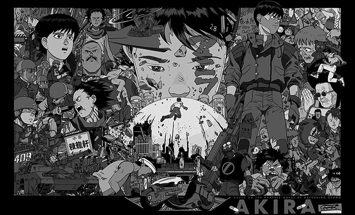 animation for business -akira