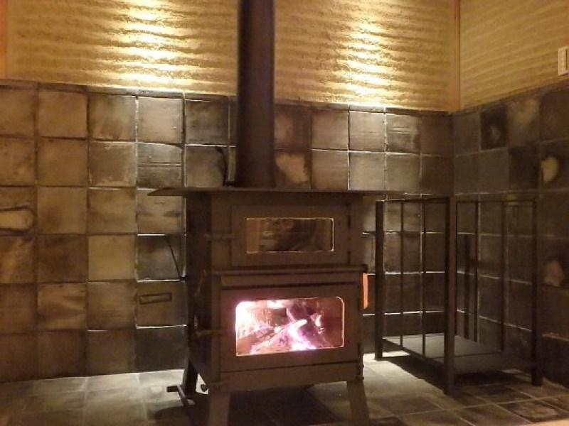 kitazawa ART wood stove