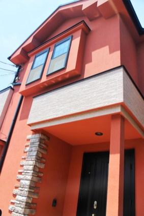 外壁屋根塗装after