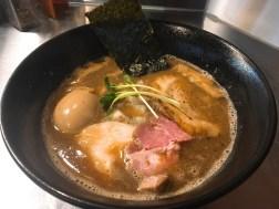 Bonito Soup Noodle RAIKの鰹×豚RAIKらー麺900円