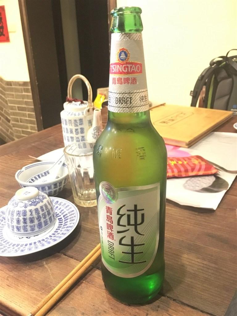 青島啤酒 青島純生 600ml