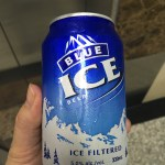 藍氷啤酒 BLUE ICE Beer 330ml